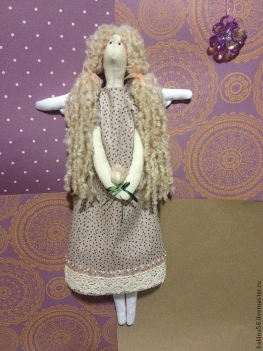 Куклы Тильды ручной работы. Ярмарка Мастеров - ручная работа. Купить Кукла в стиле Тильда. Handmade. Кремовый, тильда, кукла