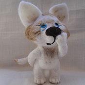 """Куклы и игрушки ручной работы. Ярмарка Мастеров - ручная работа Кукла-игрушка """"Лисёнок"""". Handmade."""