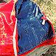 Мишки Тедди ручной работы. Серый волк и Красная Шапочка. Коллекционные медведи. Макогон Екатерина (beskonechnost). Ярмарка Мастеров. Подарок