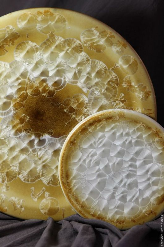 Тарелки ручной работы. Ярмарка Мастеров - ручная работа. Купить Украшение интерьера. Handmade. Красивая посуда, подарок на 8 марта