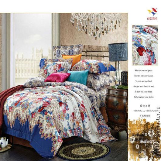 Текстиль, ковры ручной работы. Ярмарка Мастеров - ручная работа. Купить Бесплатный пошив постельного белья. Handmade. Комбинированный