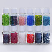 Материалы для творчества handmade. Livemaster - original item Beacons crystal (500 PCs). Handmade.