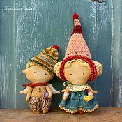 Куклы и игрушки ручной работы. Ярмарка Мастеров - ручная работа Маленькие радости). Handmade.