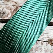 Ленты ручной работы. Ярмарка Мастеров - ручная работа Стропа ременная (лента киперная) Цвет зеленый.. Handmade.