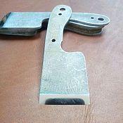 Инструменты для шитья ручной работы. Ярмарка Мастеров - ручная работа Шорный (шпальтовочный) нож. Handmade.