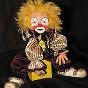 Куклы и пупсы ручной работы. Ярмарка Мастеров - ручная работа Рыжий клоун. Handmade.