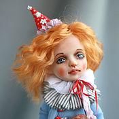 Куклы и игрушки ручной работы. Ярмарка Мастеров - ручная работа Клоунесса Женя. Handmade.
