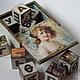 Детские деревянные кубики  `Прекрасная Маргарита`. Мастерская добрых вещей Юлии Shark `Солнце за пазухой`. Развивающие игрушки. Кубики с буквами. Детские игрушки ручной работы. Кубики с алфавитом.