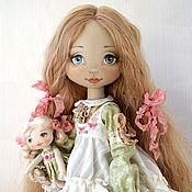 Куклы и игрушки ручной работы. Ярмарка Мастеров - ручная работа Сашенька.. Handmade.