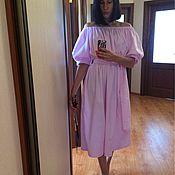 """Платья ручной работы. Ярмарка Мастеров - ручная работа Платье """"Нежно-лиловое"""". Handmade."""