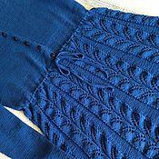 Одежда ручной работы. Ярмарка Мастеров - ручная работа Туника-платье Мари. Handmade.