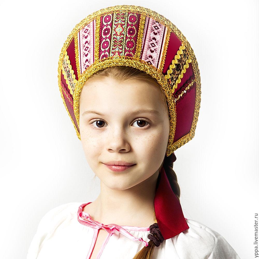 Кокошники русские своими руками фото 971