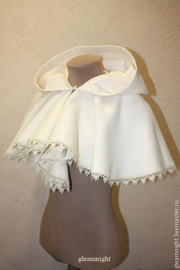 Wedding drape ivory color