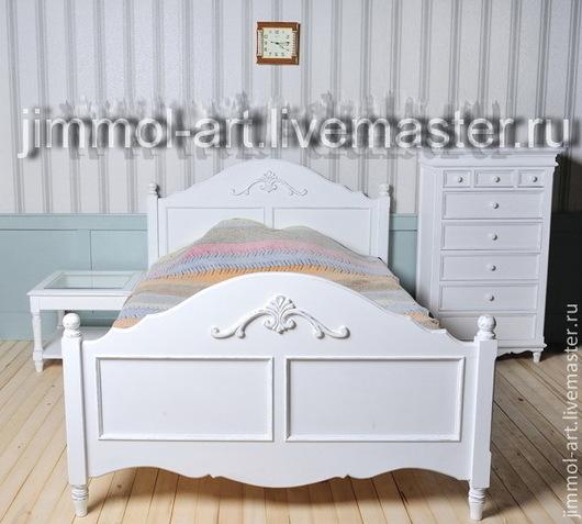 Мебель ручной работы. Ярмарка Мастеров - ручная работа. Купить Кровать ретро ( Прованс). Handmade. Кровать, диван, Мебель
