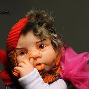 """Куклы и игрушки handmade. Livemaster - original item """"Zabava"""". Handmade."""