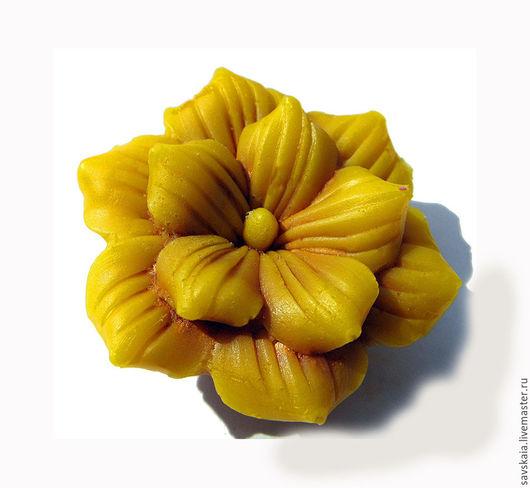 Молд силиконовый Фантазийный цветочек