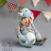 Куклы и игрушки ручной работы. Ярмарка Мастеров - ручная работа кролик ФилТон. Handmade.