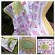 Одеяло лоскутное `Бабочки`, детское одеяло, лоскутные одеяла