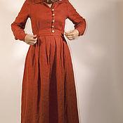 Одежда ручной работы. Ярмарка Мастеров - ручная работа Платье Флорентина Бохо- шик. Handmade.