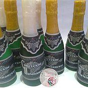 Косметика ручной работы. Ярмарка Мастеров - ручная работа Шампанское. Handmade.