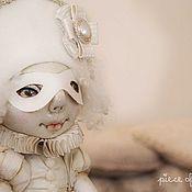 Куклы и игрушки ручной работы. Ярмарка Мастеров - ручная работа вкус и цвет . б е з е. Handmade.