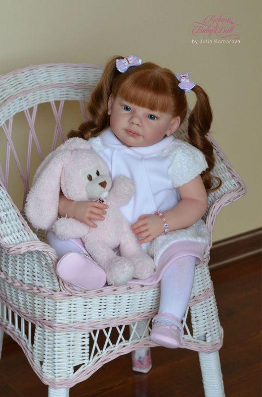 Куклы-младенцы и reborn ручной работы. Ярмарка Мастеров - ручная работа. Купить Камилла 3. Handmade. Реборн, молд реборн