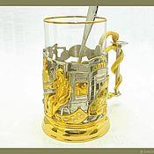 Посуда handmade. Livemaster - original item Cup holder gift