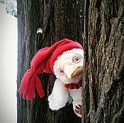 Куклы и игрушки ручной работы. Ярмарка Мастеров - ручная работа Кукла Белая Ворона. Handmade.