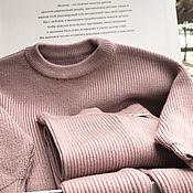 Комплекты одежды ручной работы. Ярмарка Мастеров - ручная работа Античная Роза Костюм из 100% Шерсти Мериноса. Handmade.