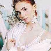 Комплекты белья ручной работы. Ярмарка Мастеров - ручная работа Белье для невесты. Handmade.