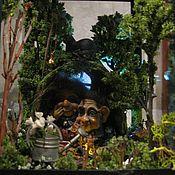 """Куклы и игрушки ручной работы. Ярмарка Мастеров - ручная работа Фонарь """"Ночная сказка"""". Handmade."""