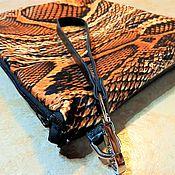 Сумки и аксессуары handmade. Livemaster - original item Leather bag Art. 50108. Handmade.
