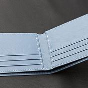 Сумки и аксессуары handmade. Livemaster - original item Goat Leather Wallet. Handmade.