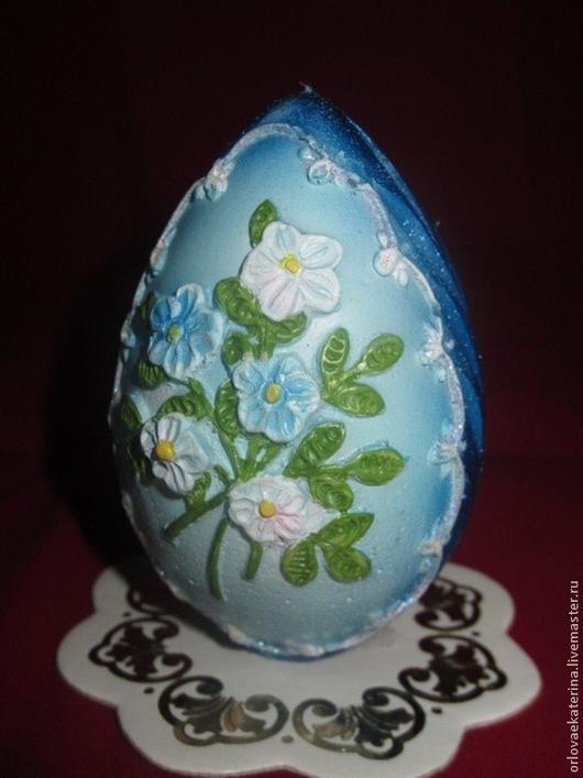 Другие виды рукоделия ручной работы. Ярмарка Мастеров - ручная работа. Купить Силиконовая форма яйцо пасхальное. Handmade.