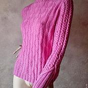 Одежда ручной работы. Ярмарка Мастеров - ручная работа Розовая орхидея. Handmade.