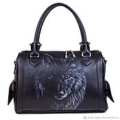 Сумки и аксессуары handmade. Livemaster - original item The average bag