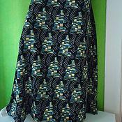 Одежда handmade. Livemaster - original item Spring-autumn long Pyramid skirt. Handmade.