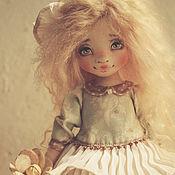 Куклы и игрушки ручной работы. Ярмарка Мастеров - ручная работа Вафелька. Handmade.