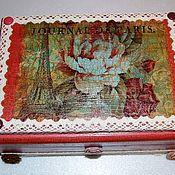 Для дома и интерьера handmade. Livemaster - original item Box France. Handmade.