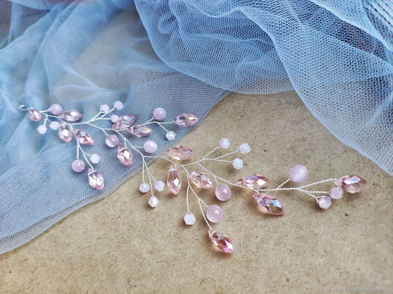 Свадебное украшение для волос, Украшения, Москва, Фото №1