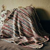 Для дома и интерьера ручной работы. Ярмарка Мастеров - ручная работа Детский плед. Handmade.