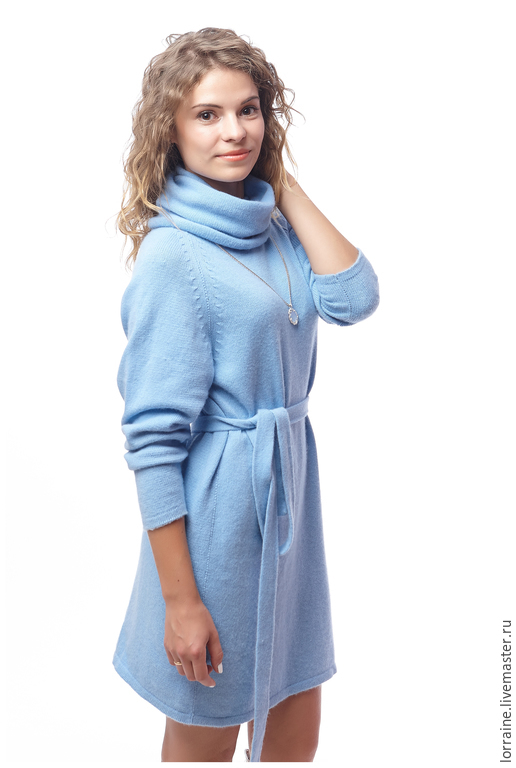 Кашемировые платья это
