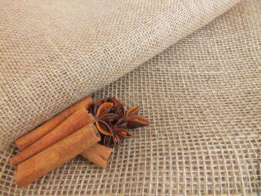 Другие виды рукоделия ручной работы. Ярмарка Мастеров - ручная работа. Купить Мешковина ( 2 вида). Handmade. Бежевый