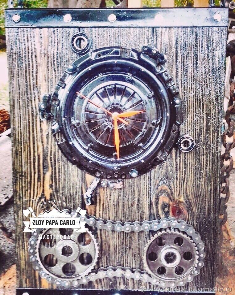 Часы ручной работы, Часы, Калининград, Фото №1