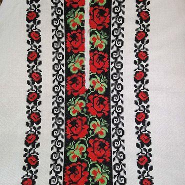Одежда ручной работы. Ярмарка Мастеров - ручная работа Блузки: вишиванки. Handmade.