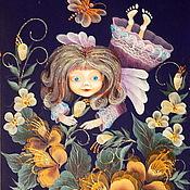 Картины и панно ручной работы. Ярмарка Мастеров - ручная работа Июль. Handmade.