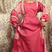 Одежда ручной работы. Ярмарка Мастеров - ручная работа платье МИЛОРАДА. Handmade.