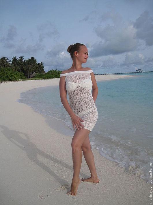 Пляжное платье `Жемчужина`