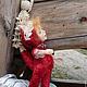 Коллекционные куклы ручной работы. Лисонька ЛИЗА, тедди-долл. Куклы КАШЕМИР / СashMere. Интернет-магазин Ярмарка Мастеров.