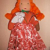 Куклы и игрушки ручной работы. Ярмарка Мастеров - ручная работа Вальдорфская кукла Соня. Handmade.
